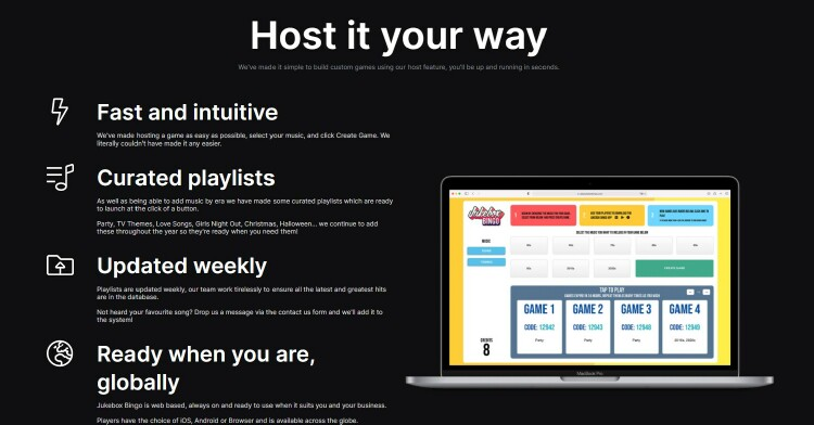 Host It Your Way