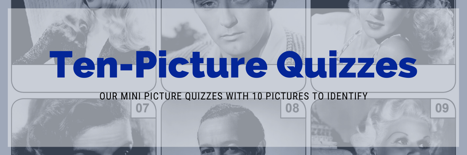 10 Picture Quizzes