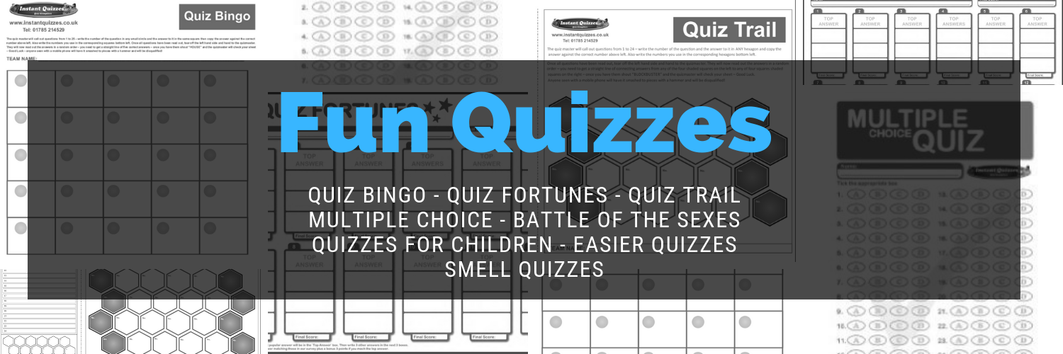 Fun Quizzes