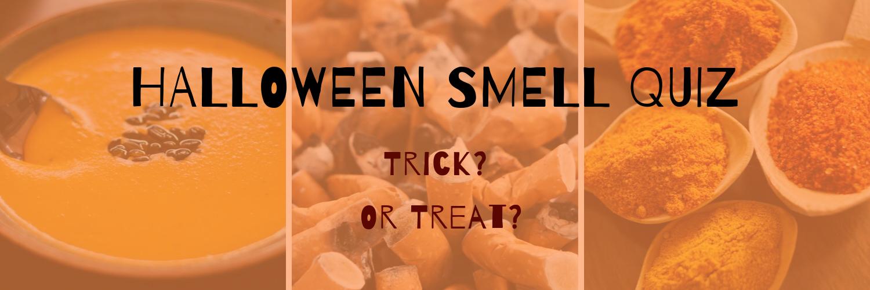 Halloween Smell Quiz