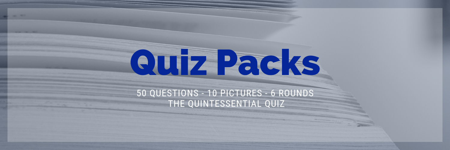 Quiz Pack - Pay Monthly