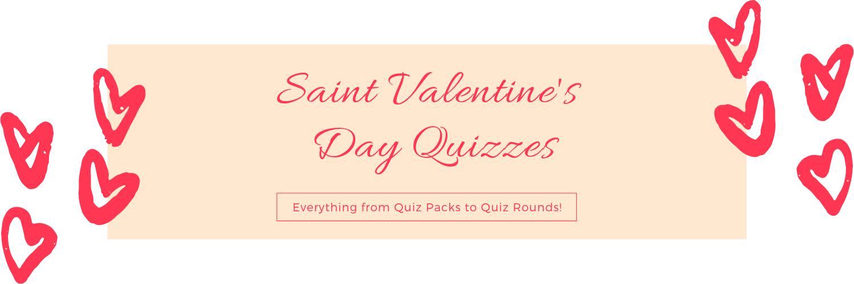 Valentines Day Quizzes