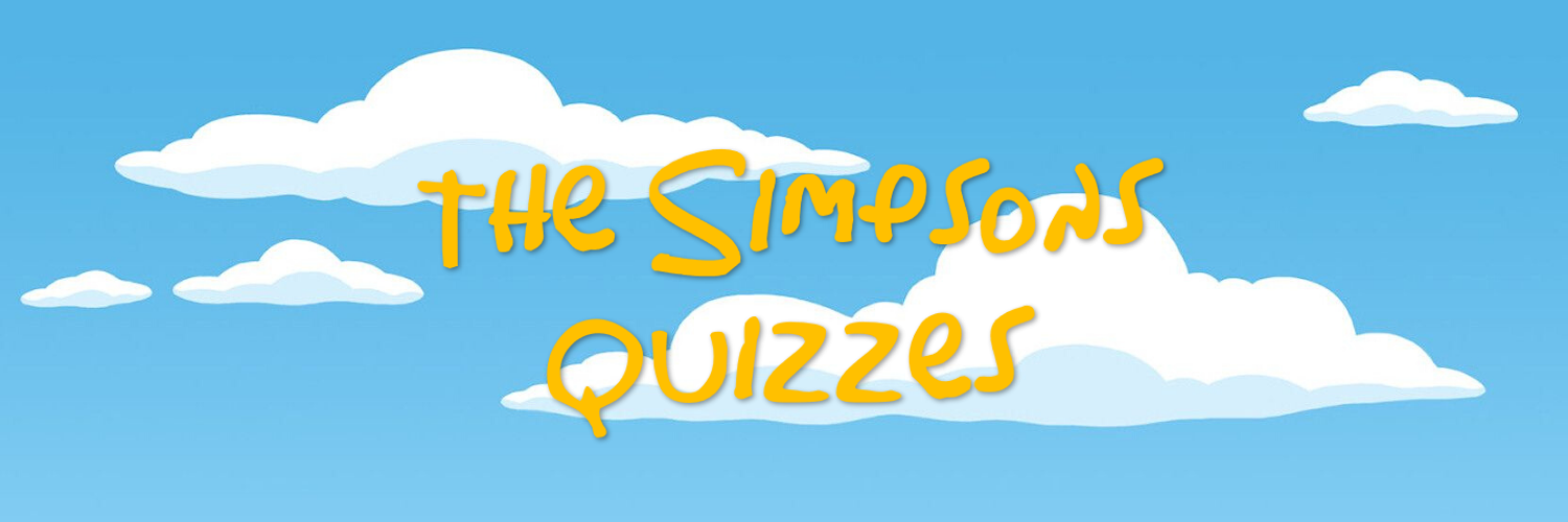 The Simpsons Quizzes