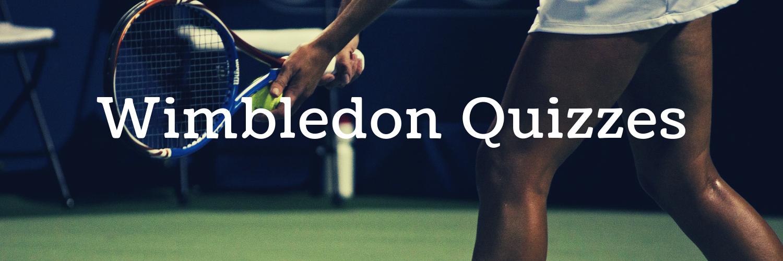Wimbledon Tennis Quizzes