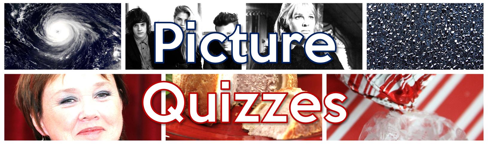 Picture Quizzes