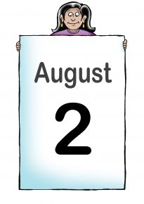 On This Day - 2nd August