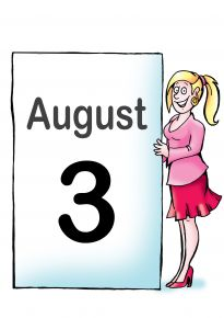 On This Day - 3rd August
