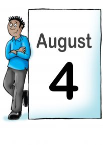 On This Day - 4th August
