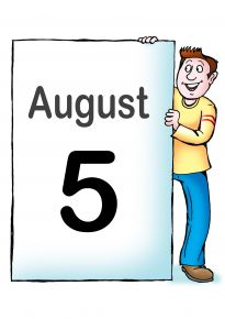 On This Day - 5th August