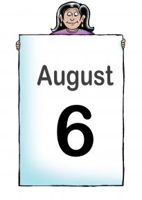 On This Day - 6th August