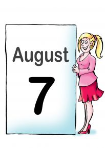 On This Day - 7th August