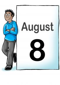 On This Day - 8th August