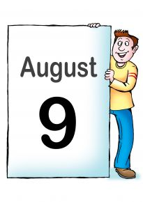 On This Day - 9th August