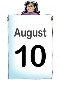 On This Day - 10th August
