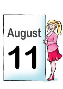 On This Day - 11th August