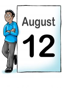 On This Day - 12th August