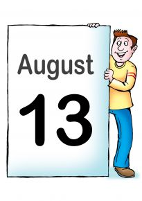 On This Day - 13th August