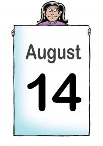 On This Day - 14th August