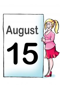 On This Day - 15th August