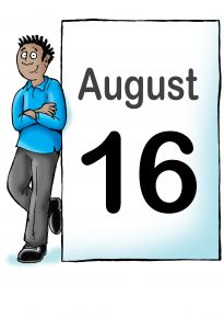 On This Day - 16th August