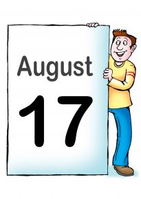 On This Day - 17th August