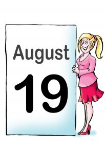 On This Day - 19th August