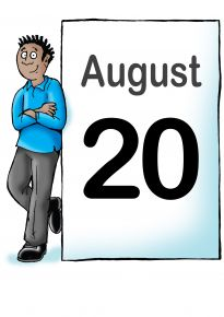 On This Day - 20th August