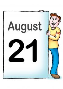 On This Day - 21st August