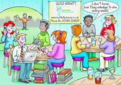 Virtual Quiz Night 12 (Mixed 50 Questions)