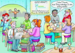 Virtual Quiz Night 15 (Mixed 50 Questions)