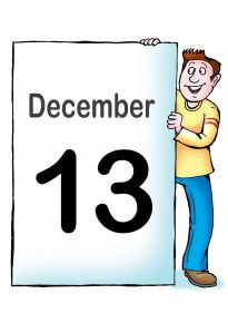 On This Day - 13th December