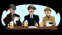 Peaky Blinders Characters
