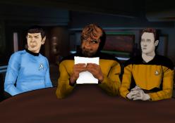 Star Trek Mixed Bag