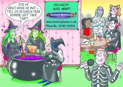 25 Question Virtual Halloween Quiz