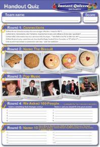 Handout Quiz 131