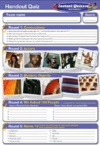 Handout Quiz 134