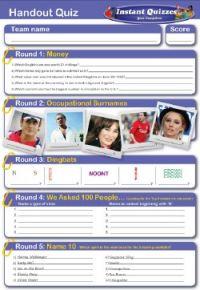 Handout Quiz 135