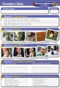 Handout Quiz 139