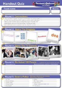 Handout Quiz 148