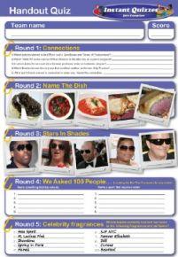 Handout Quiz 150