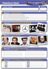 Handout Quiz 152