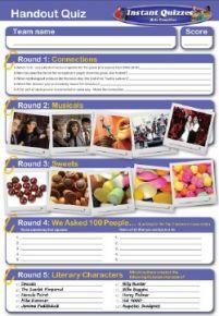 Handout Quiz 153