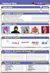 Handout Quiz 203