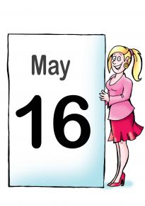 On This Day - 16th May