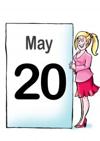On This Day - 20th May