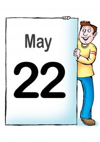 On This Day - 22nd May