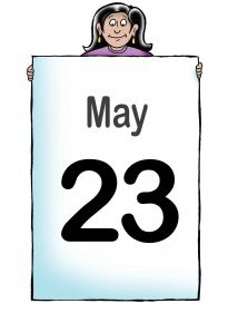 On This Day - 23rd May
