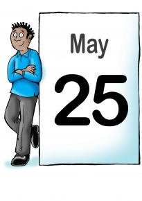 On This Day - 25th May