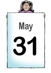 On This Day - 31st May