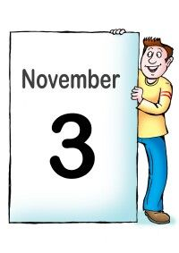 On This Day - 3rd November